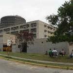 Instituto Autónomo Hospital Universitario de Los Andes. Foto: Jolisther Pérez