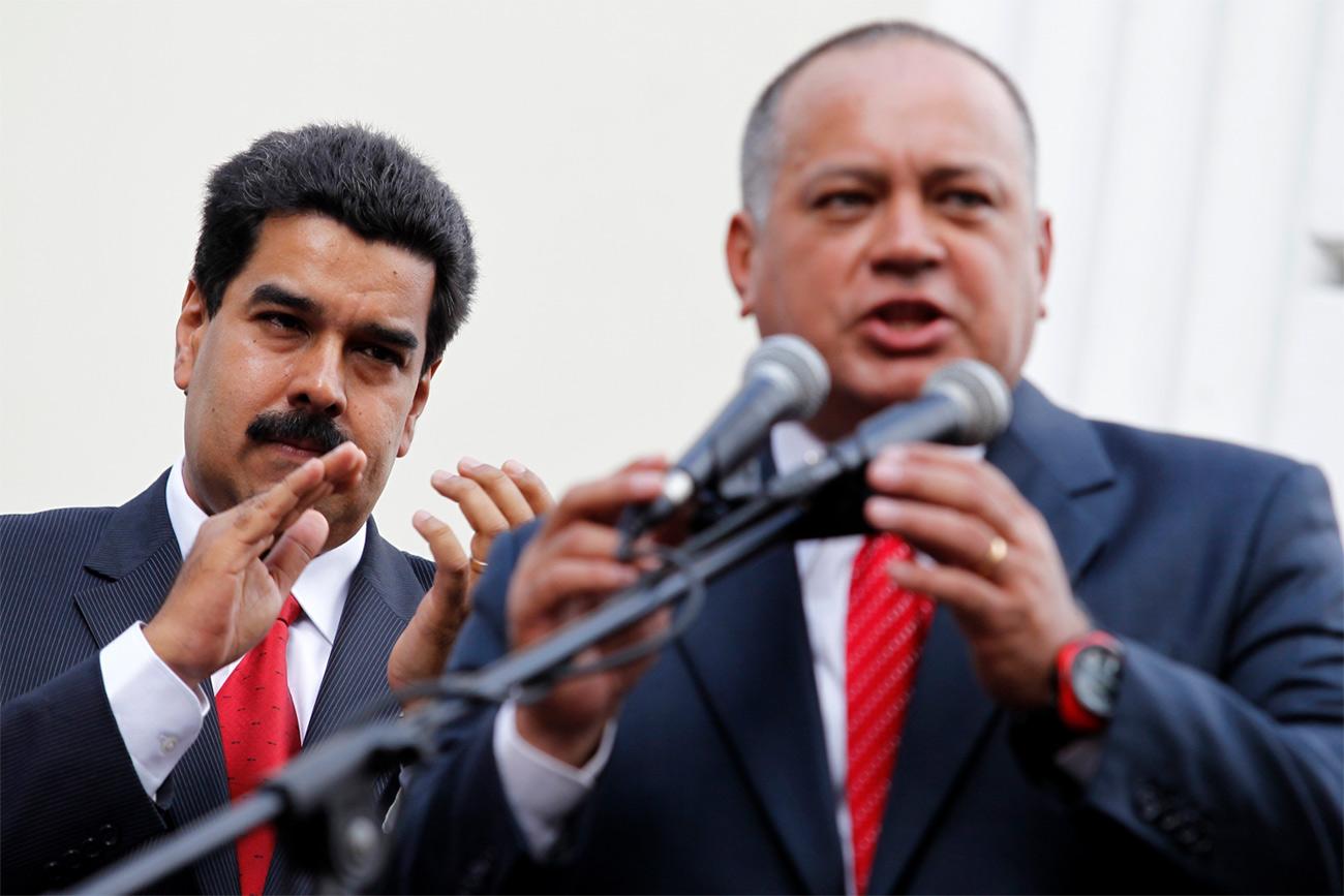Maduro Diosdado