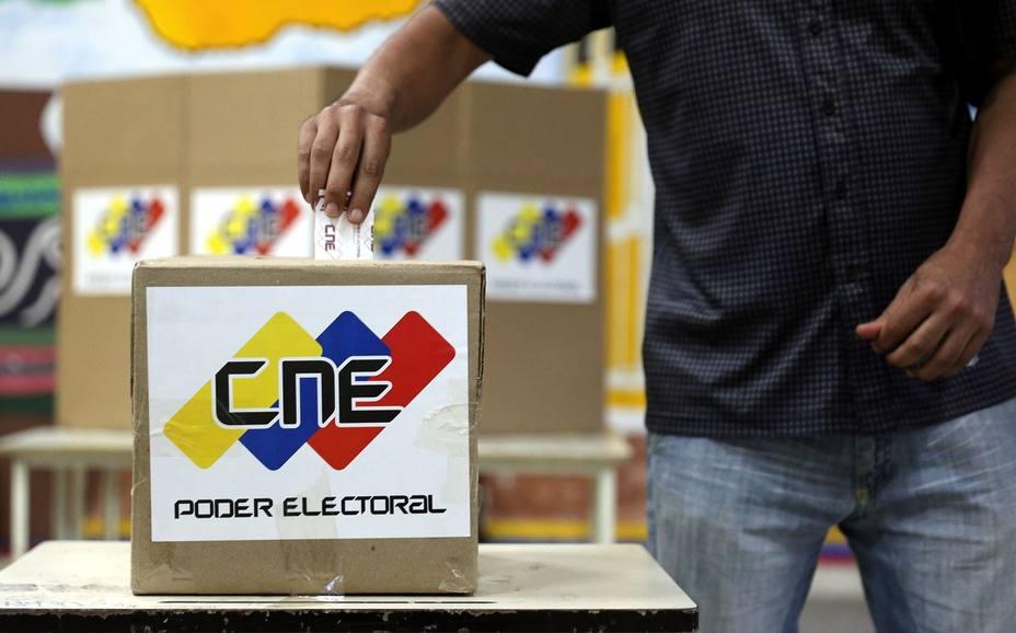 cne elecciones