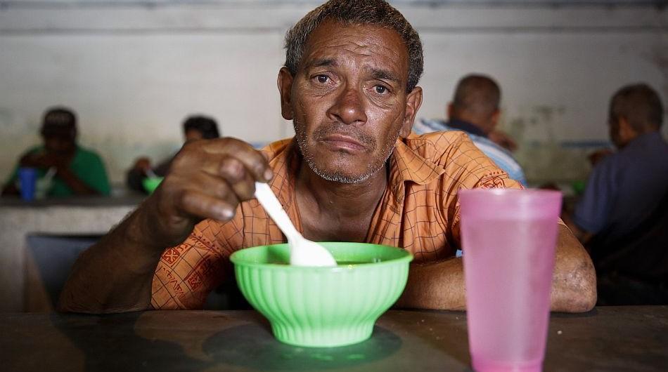 Venezuela: el único país de América Latina donde el hambre aumentó en la última década