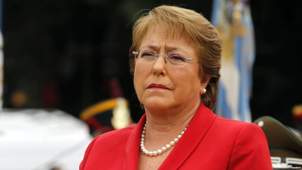 Bachelet planea reunirse con Maduro y Guaidó en visita a Venezuela