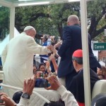 papa francisco colombia