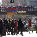 venezolanos en chile