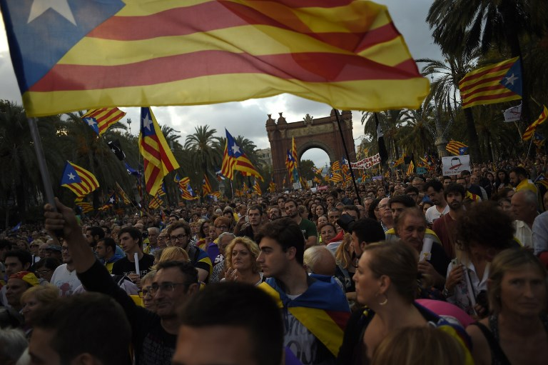 / AFP PHOTO / JORGE GUERRERO