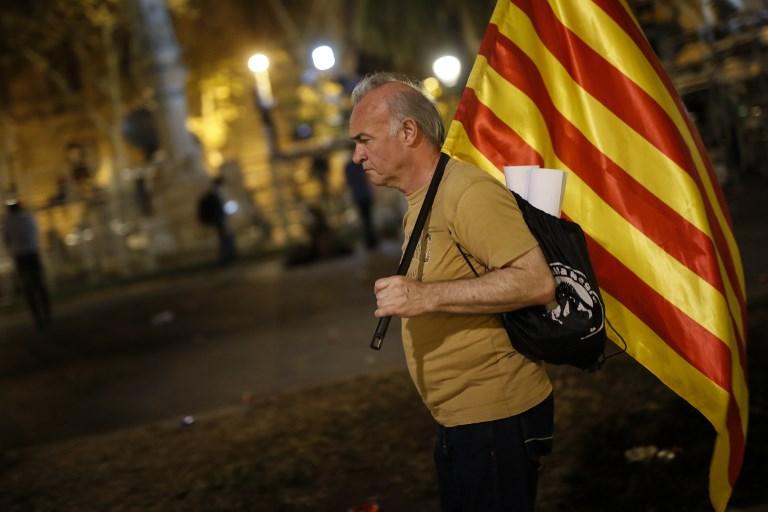 / AFP PHOTO / PAU BARRENA