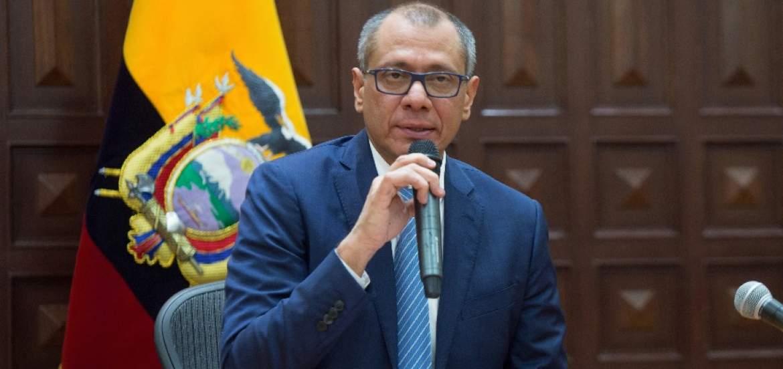 vicepresidente ecuador Jorge Glas