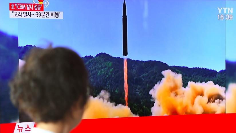 Un solo ataque de Corea del Norte acabaría con el 90% de  EEUU
