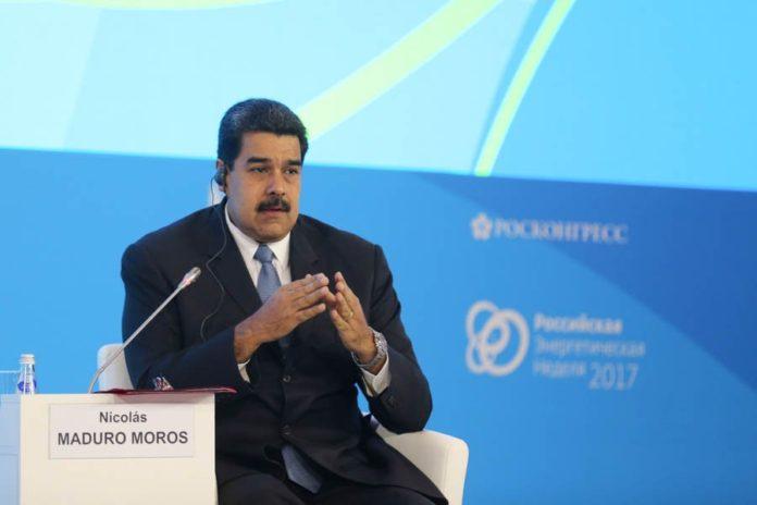 Maduro Rusia