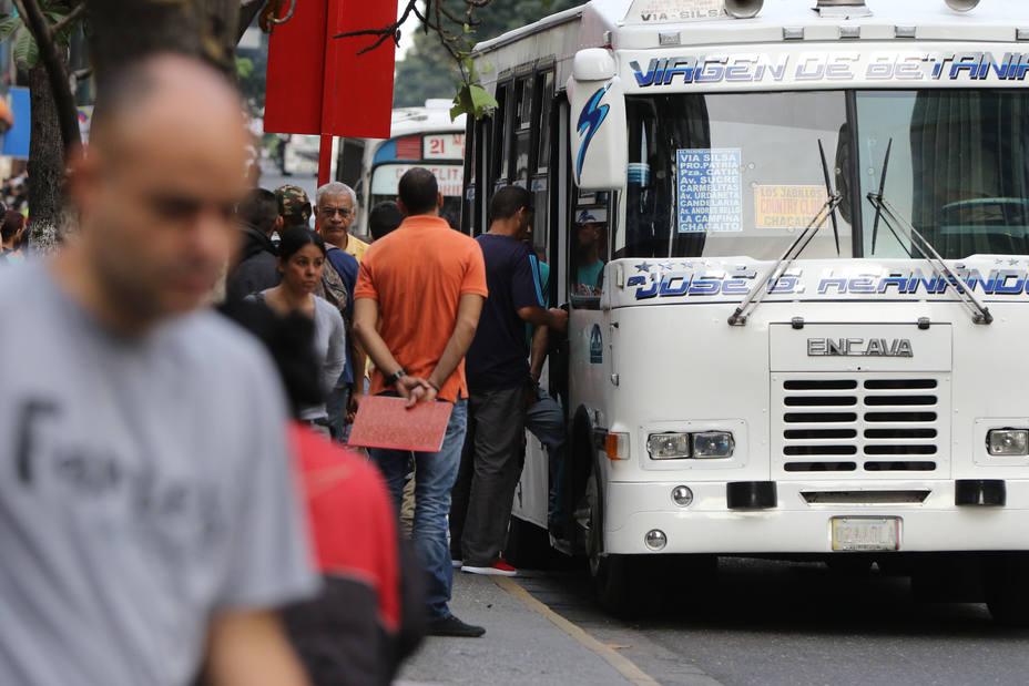 Transporte publico..