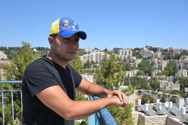 Venezolanos-en-Israel