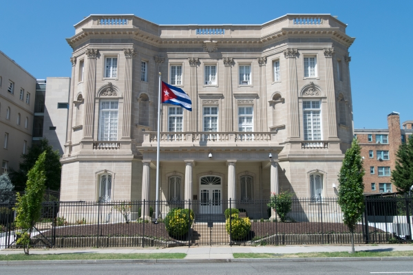 Embassy of the Republic of Cuba in Washington, D.C.