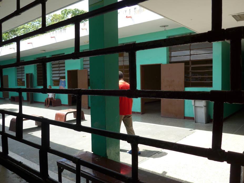 hospital psiquiátrico de Táchira 1