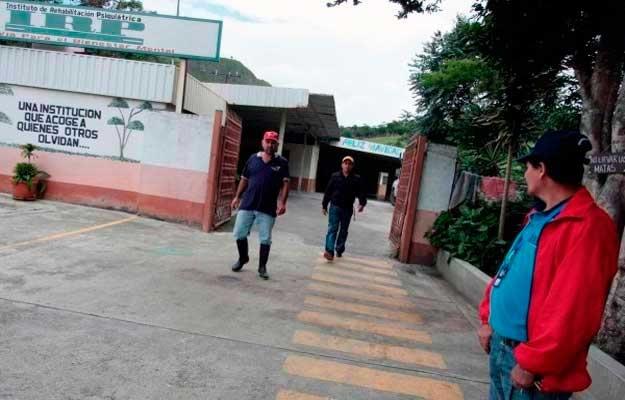 hospital psiquiátrico de Táchira 2