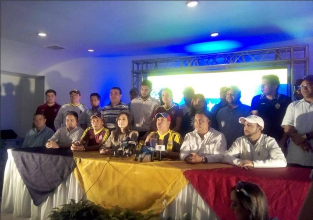 oposicion en Tachira