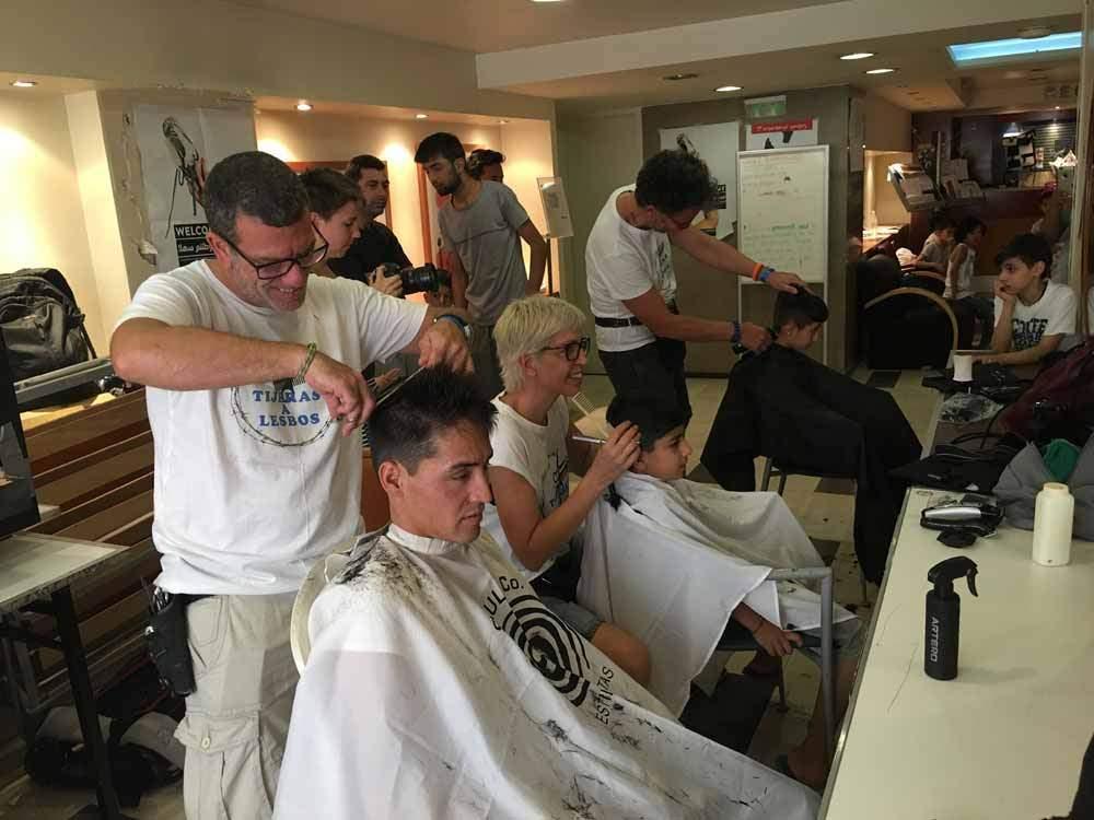peluqueros 1
