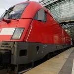 tren en alemania