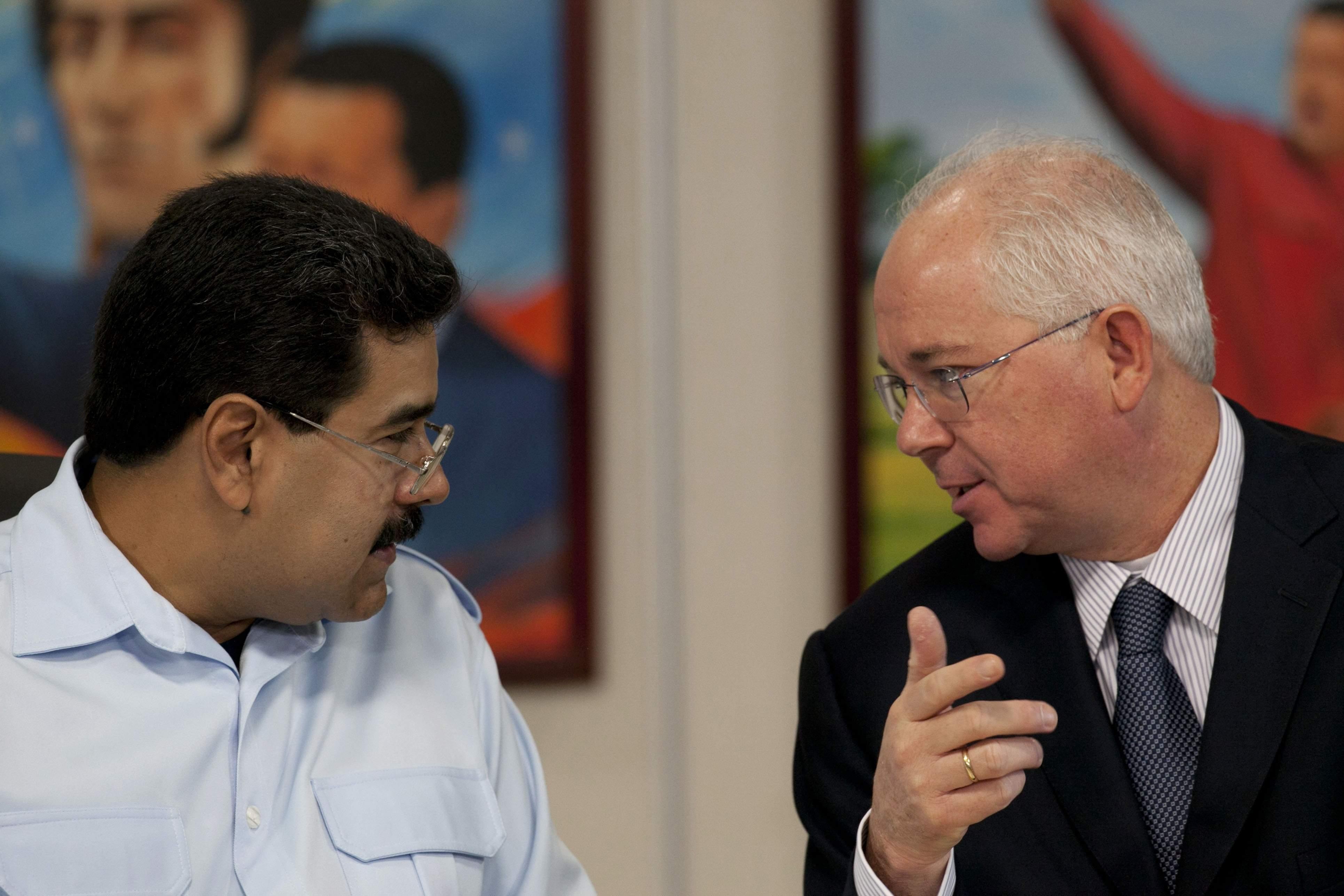 Maduro y Ramírez