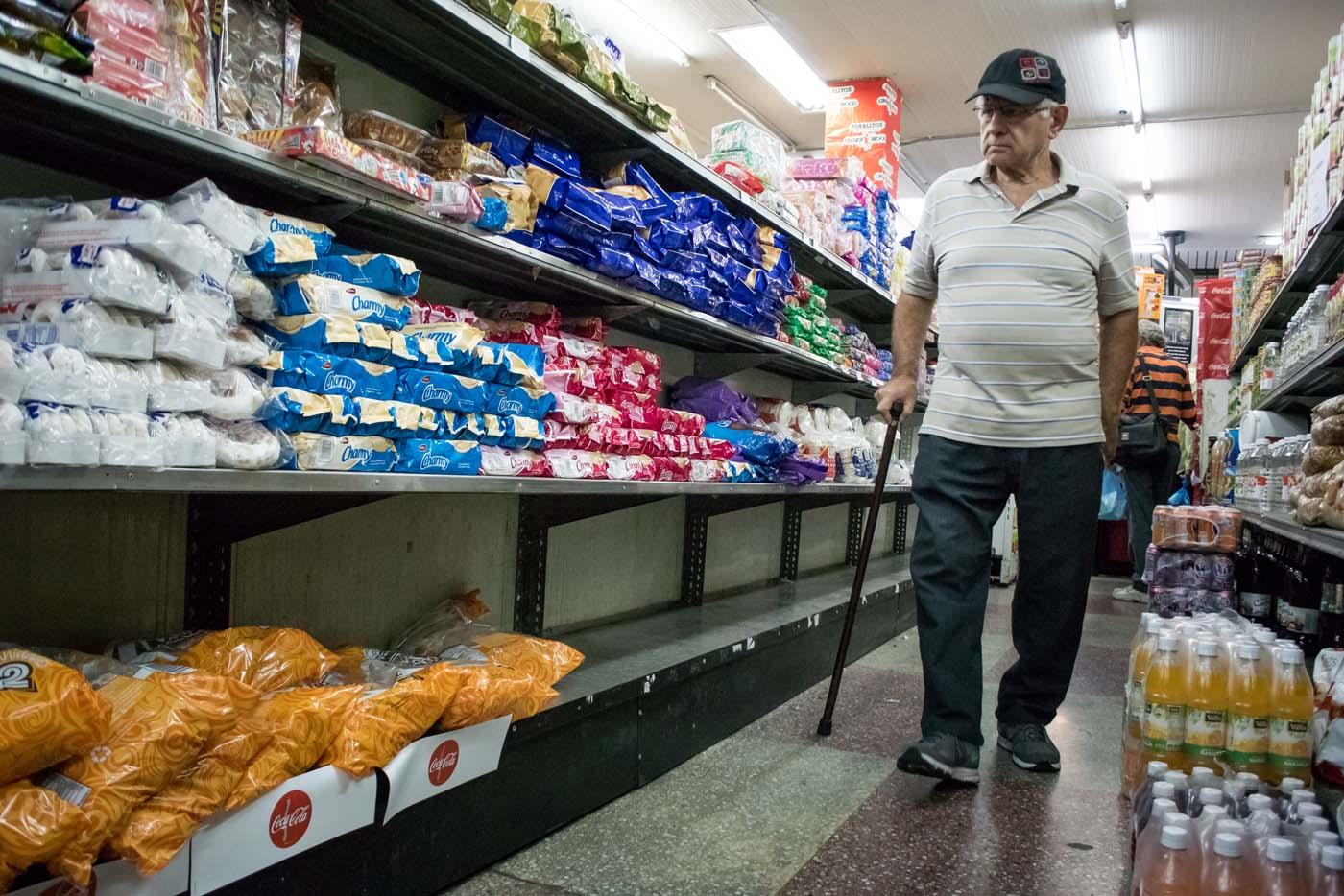 Canasta Alimentaria Familiar venezolana aumentó 128,2% en el mes de octubre