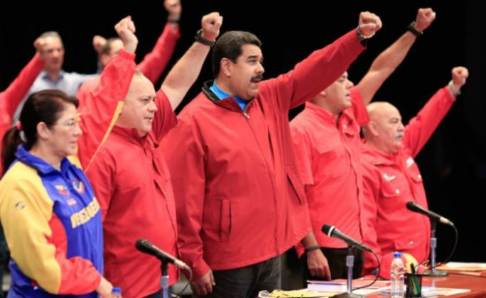 dirigintes chavistas