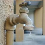 falta de agua