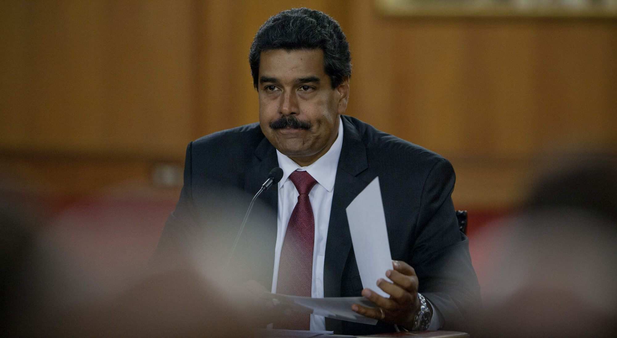 """MUD se las canta a Nicolás…""""Con amenazas no hay un proceso serio de negociación"""""""