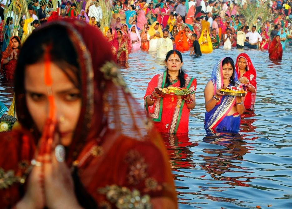 mujeres de la india