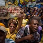 venezolanos pierden kilos