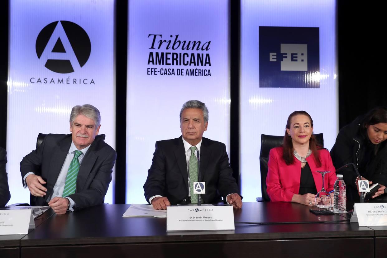 Presidente de Ecuador