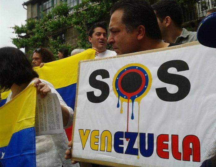 Venezolanos en Madrid protestarán este sábado en contra de Maduro
