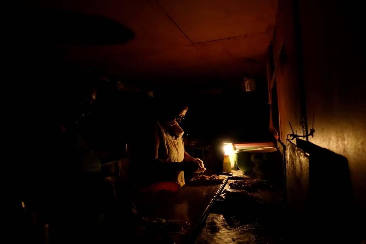 ¿Otra vez?… Apagón dejó sin luz a ocho estados del país… ¡Seguro fue la iguana!