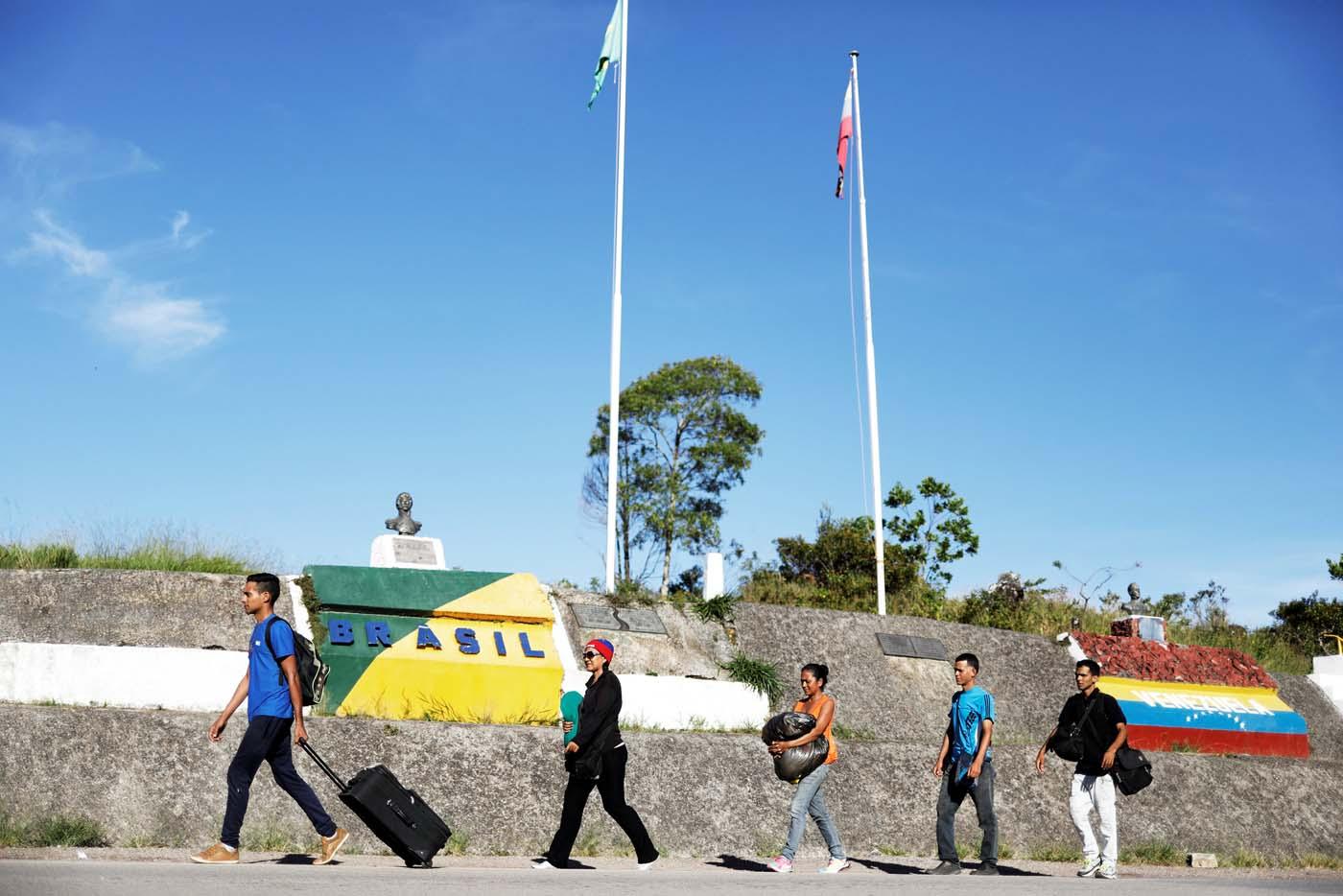 Boa Vista-Brasil, cerca de una crisis humanitaria ante migración de Venezolanos