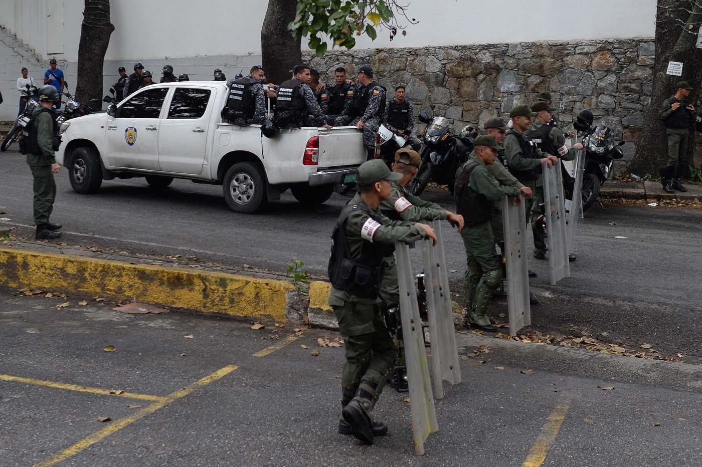 Foto: AFP / Federico PARRA