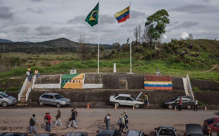 Brasil - Venezuela 45as