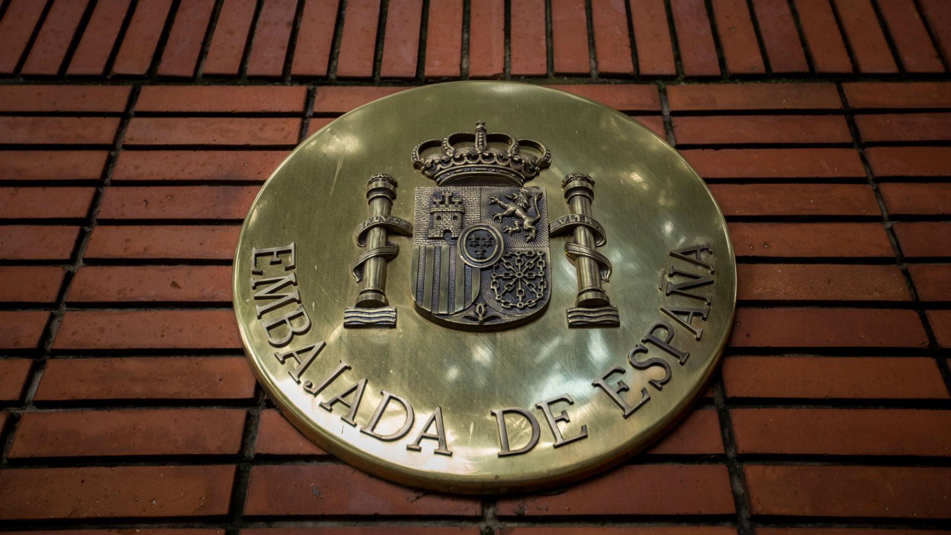 Embajada-España