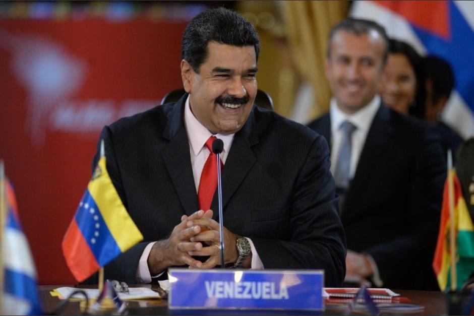 """""""Son unos mendigos"""": Maduro arremete contra jóvenes que han emigrado del país"""