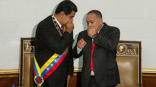 Nicolas y Diosdado
