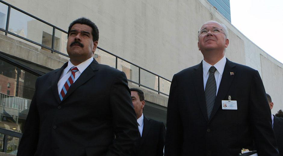Ramirez y Maduro