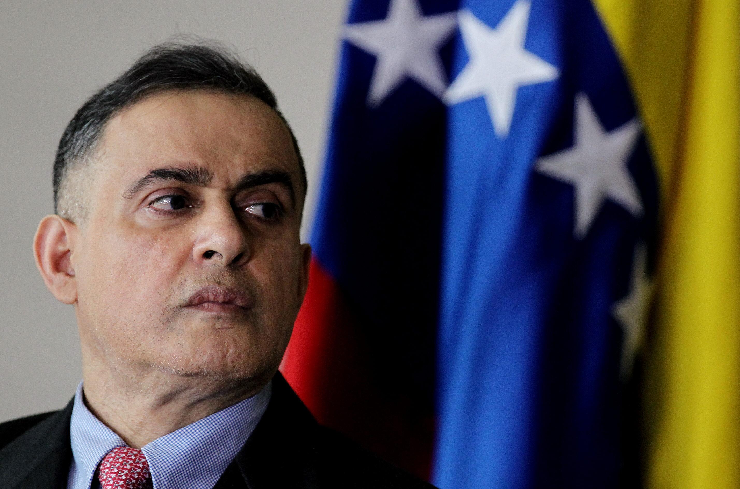 RUEDA DE PRENSA DEL DEFENSOR DEL PUEBLO DE VENEZUELA EN BOGOTÁ