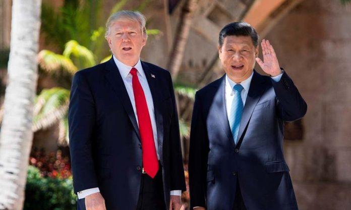 china y trump