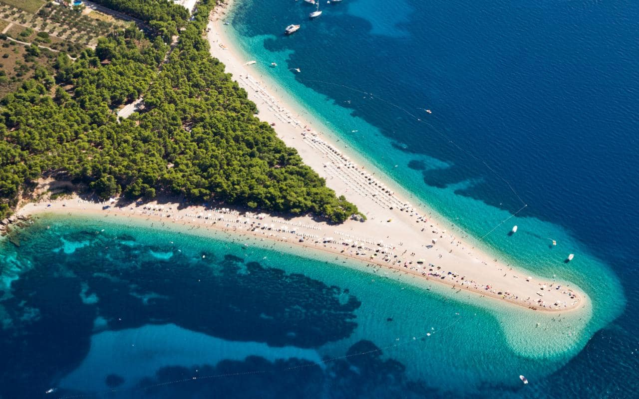 isla de croacia