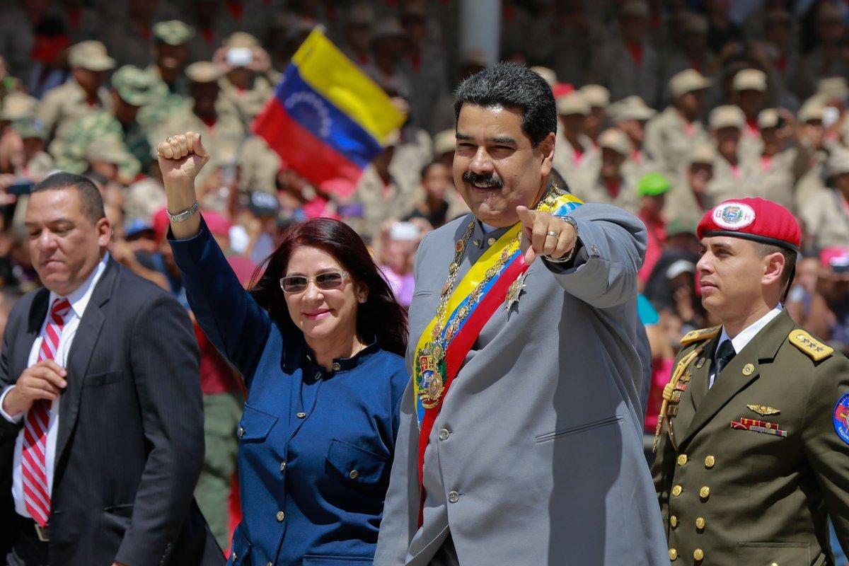 EEUU sanciona a Cilia Flores y nuevos funcionarios del gobierno de Maduro