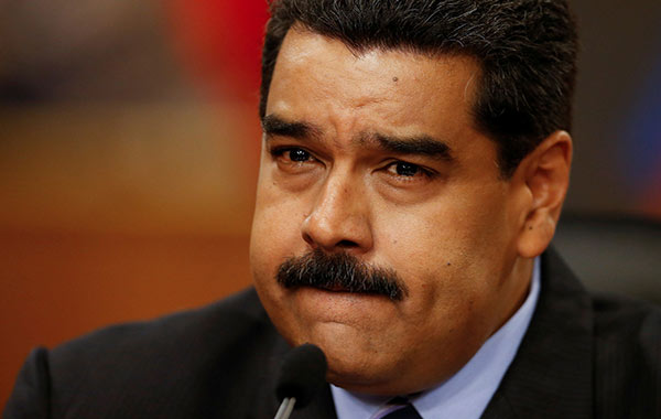 """Un Maduro """"guabinoso"""" habló de Óscar Pérez pero sin confirmar nada… (Video)"""
