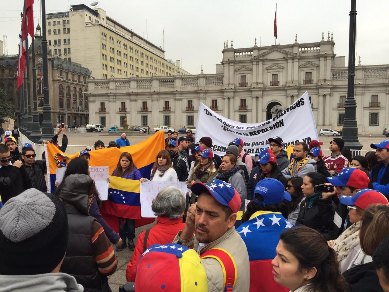 portesta-venezolanos-chile