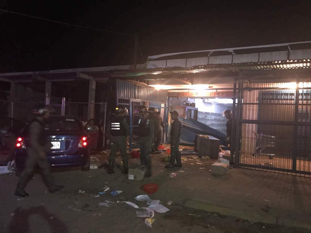 saqueos Ciudad Guayana