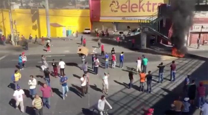 saqueos México