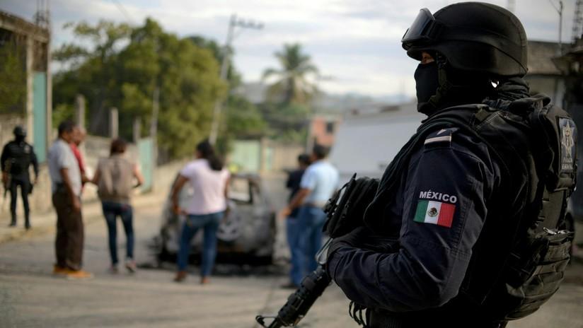 seguridad en mexico