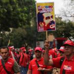 trabajadores chavistas