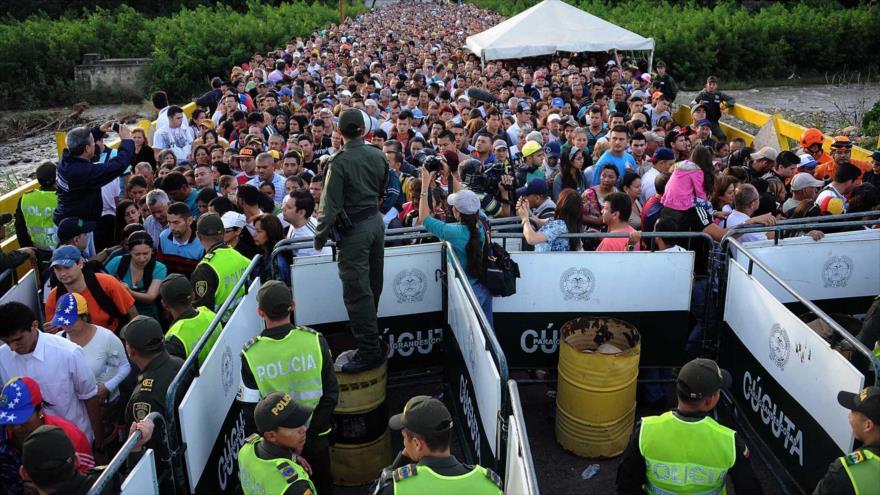 Colombia comenzará la próxima semana nuevo registro para venezolanos inmigrantes