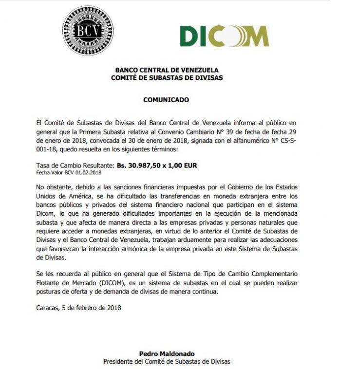 Comunicado-primera-subasta-del-nuevo-dicom-BCV-696x758