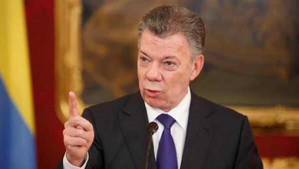 Santos: el problemas más serio que afronta Colombia es la migración de venezolanos